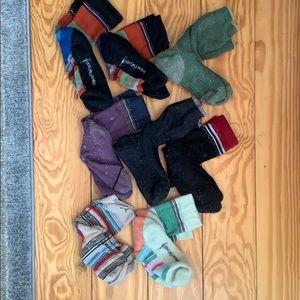 8 Smartwool Socks